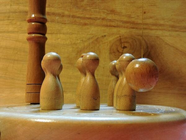Spiele für Große - nachhaltig, natürlich und aus Holz